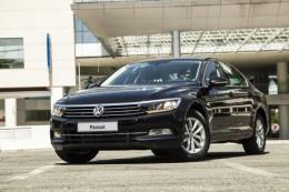 Volkswagen hỗ trợ phí trước bạ đến 140 triệu cho khách mua xe Passat
