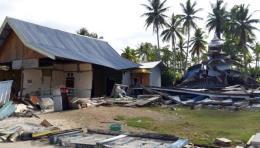 Động đất 7,1 độ ở Indonesia