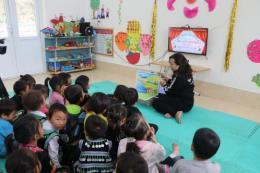 Cô giáo 4.0 trên đỉnh Suối Giàng, Yên Bái