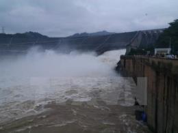 Campuchia trữ nước để phát điện trong mùa khô