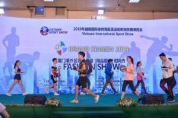 Khai mạc triển lãm Quốc tế Thể thao và Giải trí 2019