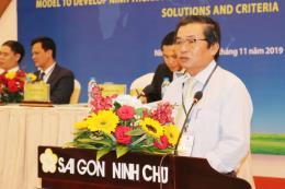Ninh Thuận sẽ thành trung tâm năng lượng tái tạo của cả nước