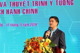 Giới thiệu mô hình và thuyết trình ý tưởng cải cách hành chính năm 2019