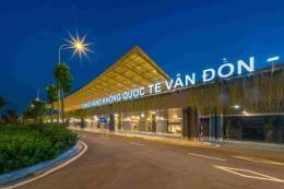 Cảng hàng không Vần Đồn là cửa ngõ cho nhà đầu tư quốc tế vào Quảng Ninh