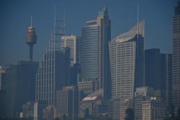 Sydney chìm trong khói mù độc hại từ các đám cháy rừng