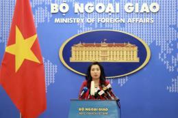 Chưa có thông tin liên quan đến thiệt hại của công dân Việt Nam tại Hong Kong (Trung Quốc)