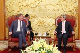 Total mong muốn tham gia các dự án trọng điểm trong ngành điện Việt Nam