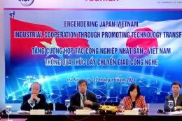 Hợp tác công nghiệp Việt Nam - Nhật Bản qua chuyển giao công nghệ