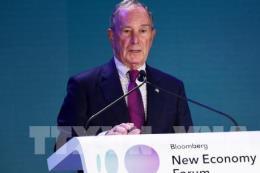 Tỷ phú Bloomberg bị phát hiện thuê tù nhân vận động chiến dịch tranh cử