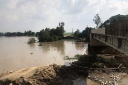 Báo động tình trạng sạt lở ở Đồng bằng sông Cửu Long