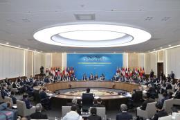 Thủ tướng Nguyễn Xuân Phúc tham dự Phiên họp thứ 1 của Hội nghị Cấp cao ASEAN-Hàn Quốc