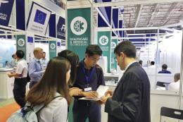 Gần 200 doanh nghiệp tham gia triển lãm quốc tế chuyên ngành y dược lần thứ 26
