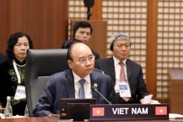 Thủ tướng dự Hội nghị Cấp cao Mekong - Hàn Quốc lần thứ nhất