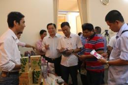 Kết nối tiêu thụ nông sản Long An với doanh nghiệp Trung Quốc