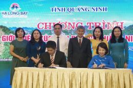 Quảng Ninh đặt mục tiêu phát triển du lịch hàng đầu trong nước