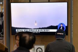 Hàn Quốc: Vụ phóng tên lửa của Triều Tiên là một tín hiệu cảnh báo