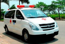 Thực hư thông tin xe cấp cứu 115 (Cẩm Phả) đến muộn