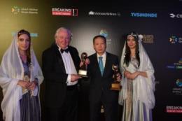 Vietnam Airlines nhận 2 giải thưởng lớn tại World Travel Awards 2019