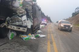 Tai nạn trên cao tốc Nội Bài - Lào Cai làm 3 người thương vong
