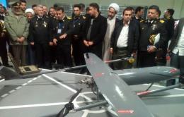 Iran ra mắt máy bay không người lái hiện đại Pelican-2