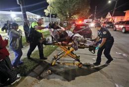 Xả súng tại New Orleans làm 11 người bị thương