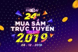 Phát động Ngày mua sắm trực tuyến – Online Friday 2019