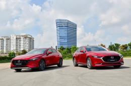 Bảng giá xe ô tô Mazda tháng 12/2019