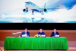 Tháng 12, Bamboo Airways tiếp nhận máy bay Boeing 787-9 Dreamliner đầu tiên