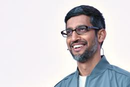 CEO Google trở thành CEO của công ty mẹ Alphabet