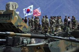 Hàn Quốc và Mỹ tiến hành vòng đàm phán mới chia sẻ chi phí quân sự