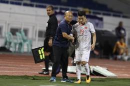 SEA Games 30: Quang Hải có thể ra sân ở chung kết nếu Việt Nam vượt qua Campuchia