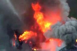 Nổ khí gas, ít nhất 11 người thiệt mạng