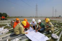 Gỡ khó giải phóng mặt bằng tuyến đường dây 500kV Thường Tín – Tây Hà Nội