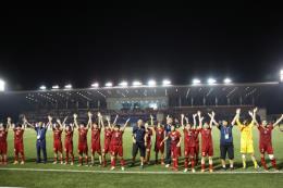 Thủ tướng chúc mừng các Đội tuyển bóng đá U22 nam và nữ tại SEA Games 30