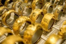 Giá vàng thế giới giảm 0,3% trong tuần qua