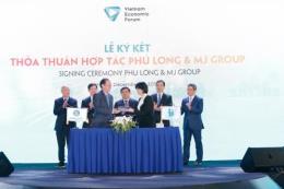 Phú Long hợp tác với MJ Group làm dịch vụ chăm sóc sức khoẻ, làm đẹp cao cấp