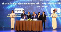 Petrolimex và Napas hợp tác thúc đẩy thanh toán không dùng tiền mặt