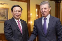 Phó Thủ tướng Vương Đình Huệ: Việt Nam coi trọng hợp tác nhiều mặt với LB Nga