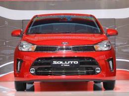 Top 10 ô tô bán chạy nhất thị trường Việt, Kia Soluto lần đầu góp mặt