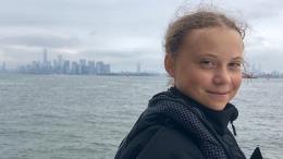 Nữ sinh Greta Thunberg được bình chọn làm Nhân vật của Năm 2019