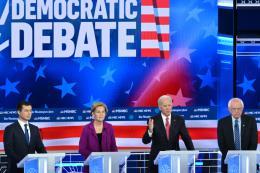 Bầu cử Mỹ 2020: Ứng cử viên Joe Biden tiếp tục dẫn đầu về tỷ lệ ủng hộ trong đảng Dân chủ