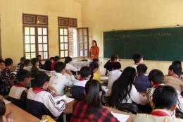 Phú Yên kiến nghị mở rộng trường hợp giáo viên được xét tuyển đặc cách