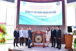 Công ty cổ phần Nhựa Hà Nội chính thức niêm yết trên HOSE