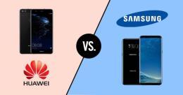 Huawei đang thu hẹp khoảng cách với Samsung về thị phần điện thoại thông minh