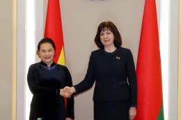 Việt Nam - Belarus: Ưu tiên thúc đẩy hơn nữa hợp tác kinh tế - thương mại