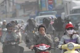 Hà Nội sẽ cho học sinh nghỉ học nếu ô nhiễm không khí chạm mức