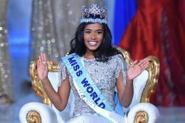 Vẻ đẹp của tân Hoa hậu Thế giới 2019 - Người đẹp Jamaica