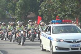 """Quảng Bình ra mắt lực lượng phản ứng nhanh, cơ động """"141QB"""""""