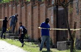 Phát hiện 50 thi thể tại một trang trại ở Mexico