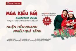 Agribank dành nhiều giải thưởng mùa kiều hối